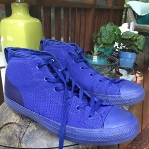 CONVERSE CT All Star Syde St Mid Skate 155488c 11